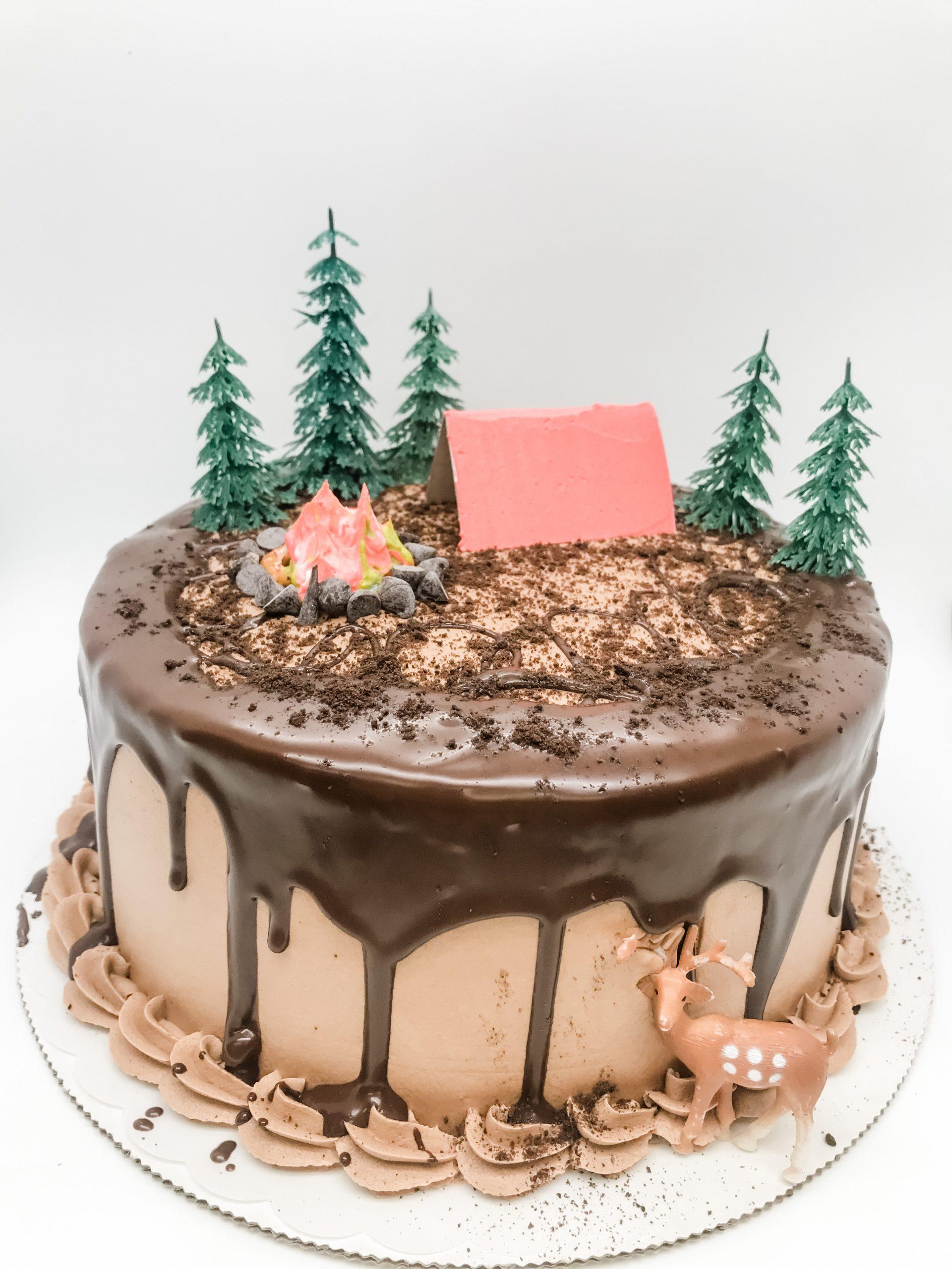 cottage bakery cake
